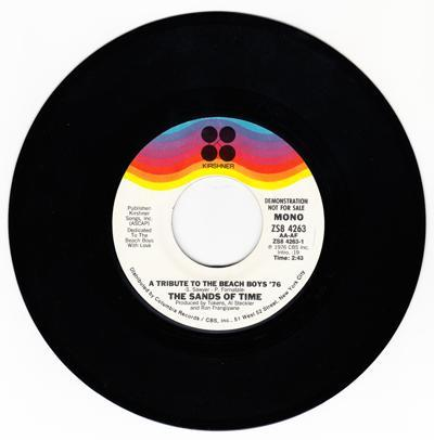 A Tribute To The Beaxh Boys 76/ Same: 2.43 Mono Version