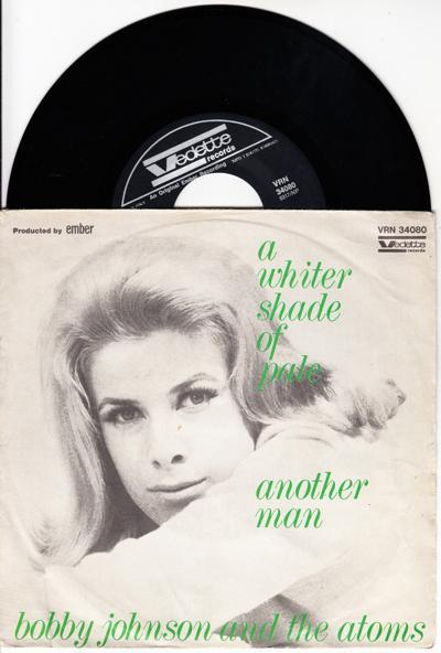 A Whiter Shade Of Pale/ Another Man