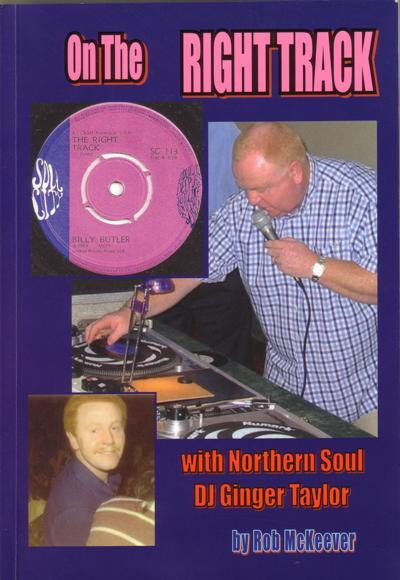 On The Right Track With Ginger Taylor/ Story Of Iconic Ns Dj Ginger