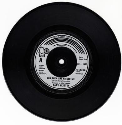 Image for And Then She Kissed Me/ I Love How You Love Me
