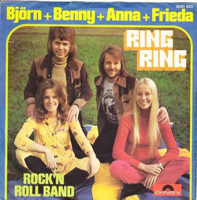 Ring Ring/ Rock N Roll Band