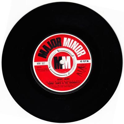 Mony Mony/ One Two Three And I Fell