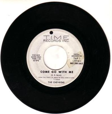 Image for Come Go With Me/ I'm In Love Again + All Shook