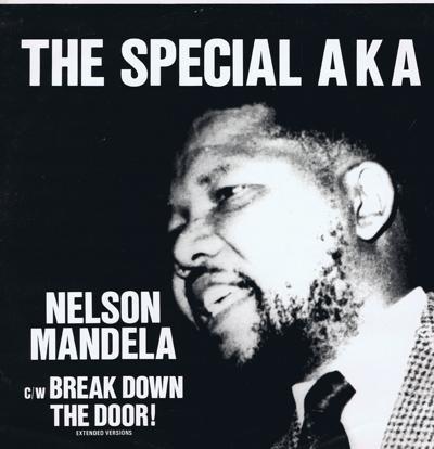 Nelson Mandella/ Breakdown The Door