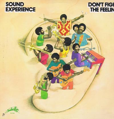 Don't Fight The Feeling/ 1974 Candian Press