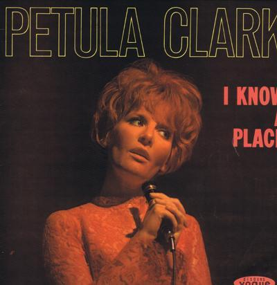 I Know A Place/ 1965 French Press