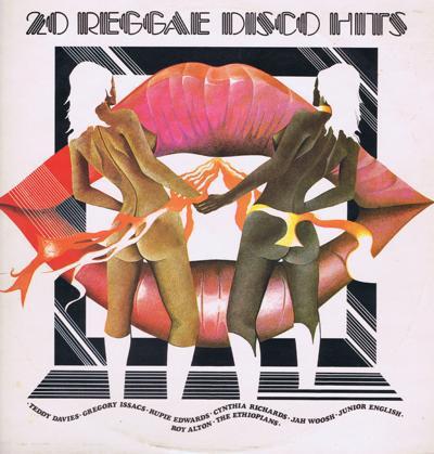 20 Reggae Disco Hits/ Very Rare 1975 Uk Compilation