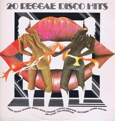 Image for 20 Reggae Disco Hits/ Very Rare 1975 Uk Compilation