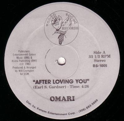 After Loving You/ Same: Instrumental