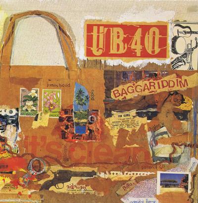Baggariddim/ 1985 Uk Dbl In Gatefold