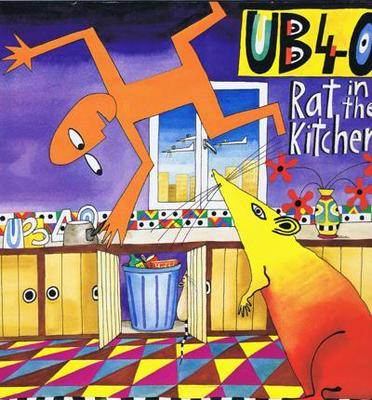 Image for Rat In The Kitchen/ Immaculate 1988 Uk Press