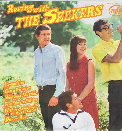 Roving With The Seekers/ 1964 Uk 12track