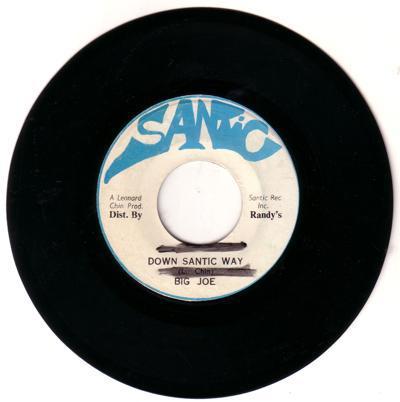 Down Santic Way/ Santic In Dub