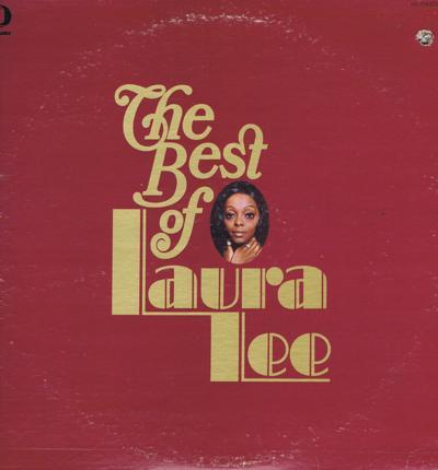 The Best Of Laura Lee/ 1972 Usa Press