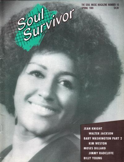 Soul Survivor/ Volume ? # 10