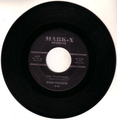 The Touchables/ Martian Melody
