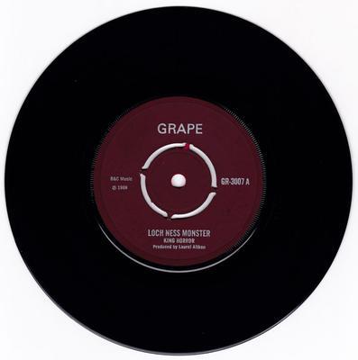 King Horror -  Loch Ness Monster / Zion I - Grape GR 3007
