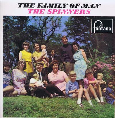 The Family Man/ Immaculate 1966 Uk Press