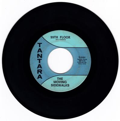 Moving Sidewalks - 99th Floor / What Are You Going To Do? - Tantara T-3101
