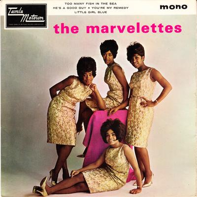 Marvelettes - Marvelettes / 1965 4 track EP with cover - Tamla Motown TME 2003 EP PS