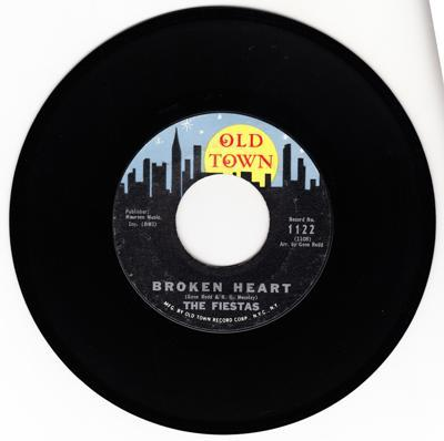 Image for Broken Heart/ The Railroad Song