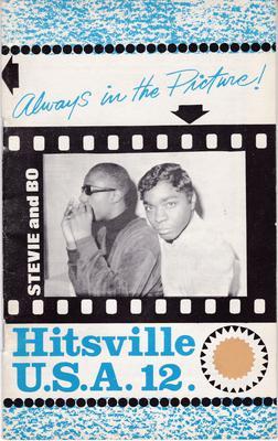 Hitsville U.S.A. - # 12. / February 1966 - Tamla Motown Appreciation Society 12