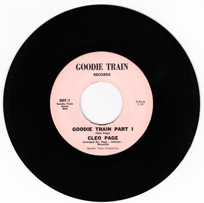 Goodie Train/ Goodie Train Part 2