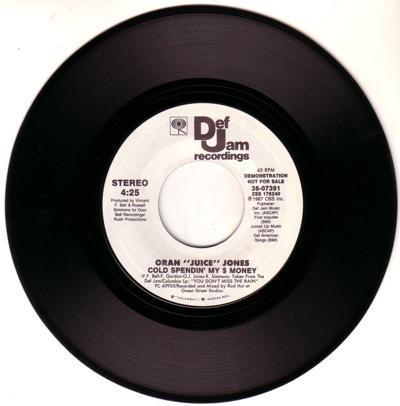 Cold Spendin' My $ Money/ Same: 4.25 Stereo Version