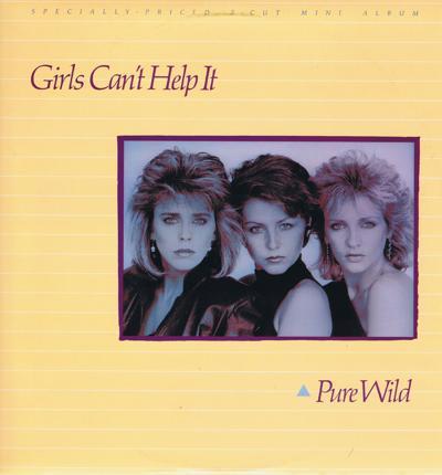 Pure Wild/ 1983 Usa Press