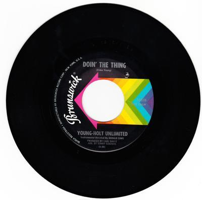 Image for Doin' The Thing/ The Beat Goes On