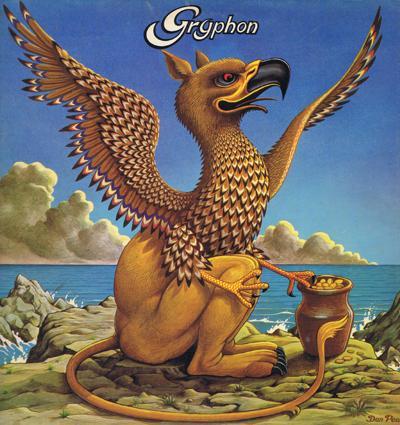 Gryphon/ Original 1973 Uk In Gatefold