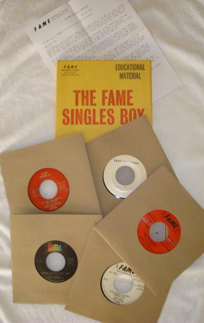 The Fame Singles Box/ 5 Single Set In Special Box