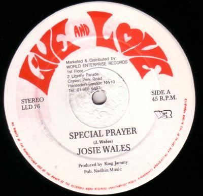 Special Prayer/ Version
