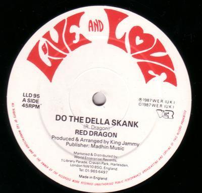 Do The Della Skank/ Version