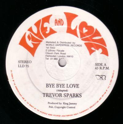 Bye Bye Love/ Version