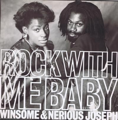 Rock With Me Baby/ Dub With Me Baby