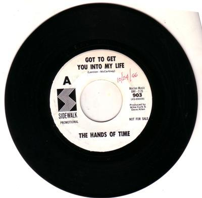 Got To Get You Into My Life/ Midnight Rider