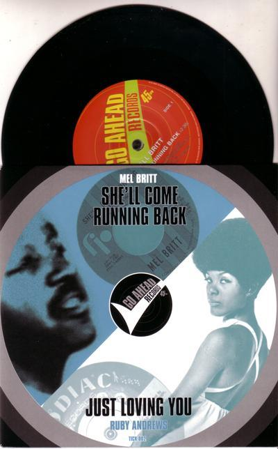 She'll Come Running Back/ Just Loving You