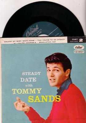 Image for Steady Date With Part 1/ Original 1957 Usa Ep Wth Cover