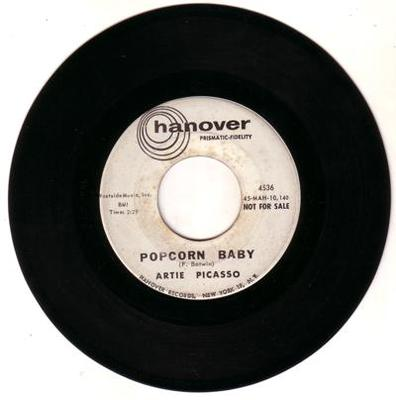 Image for Popcorn Baby/ Telephone