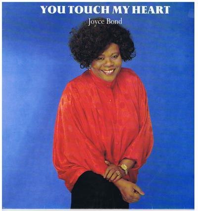 You Touch My Heart/ Pristine 1988 Uk Press