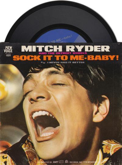 Sock It To Me - Baby/ I Never Had It Better