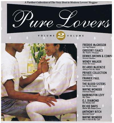 Pure Lovers Vol. 2/ 14 Track 1990 Uk Press