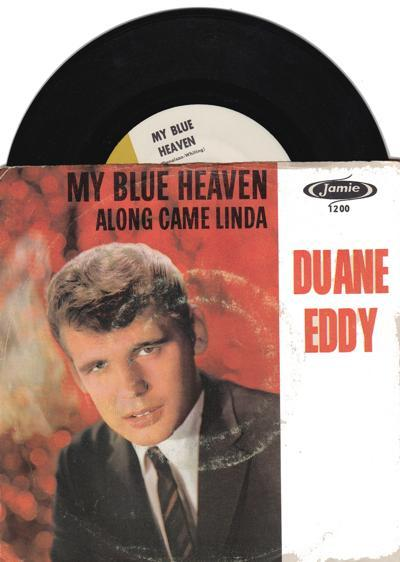My Blue Heaven/ Along Came Linda