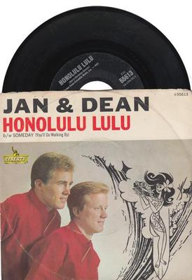 Image for Honolulu Lulu/ Someday