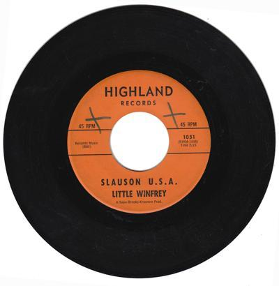 Slauson U.s.a./ C Harles Blues