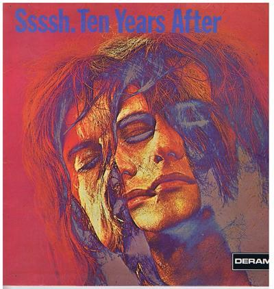 Ssssh/ 1969 Stereo Uk Press Red Label