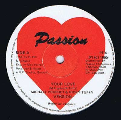 Your Love/ + Accapella Mix + Accapella