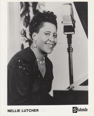 Image for Nellie Lutcher Stateside Emi Promo Photo/ Stateside Emi Promo Photo