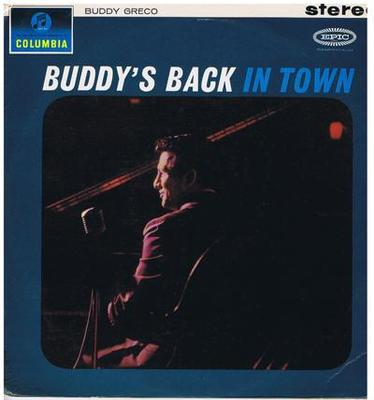 Image for Buddy's Back In Town/ Original 1961 Uk Stereo Press